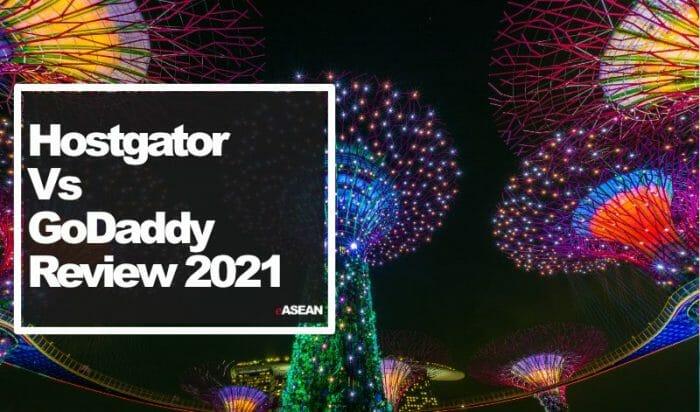 hostgator vs godaddy review 2021