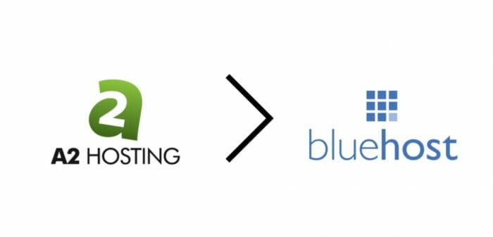 Singapore advantages of A2 Hosting over Bluehost