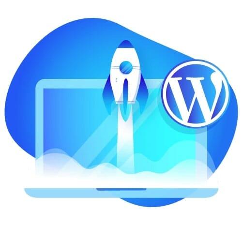 fastest wordpress hosting online business 500X500