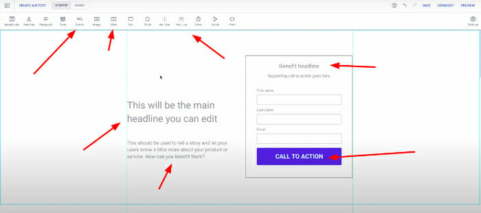 how to edit a landing page in Instapage in Southeast Asia