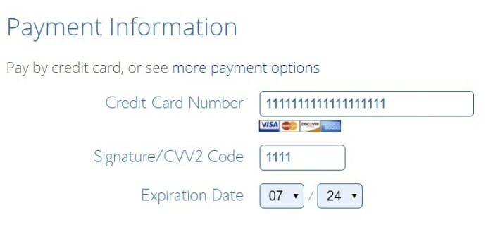 How to Make Payment on Bluehost in Thailand