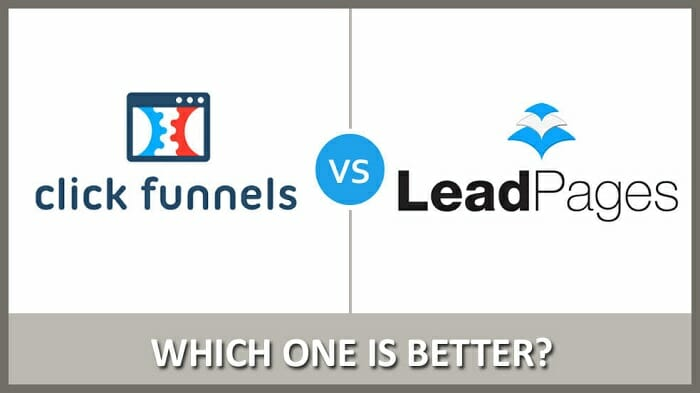Is ClickFunnels Better or Leadpages?