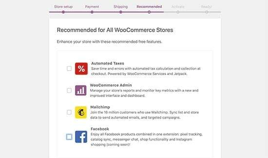 Is WooCommerce recommended service good?
