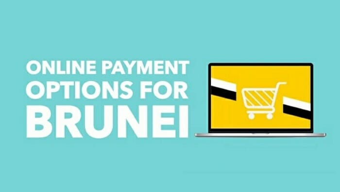 shopify online payment options brunei