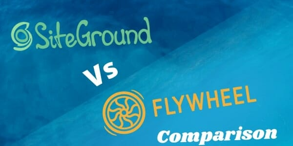 Siteground vs flywheel for wordpress review in southeast asia 2020