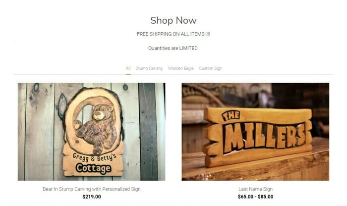 strange etsy ecommerce software for small stores