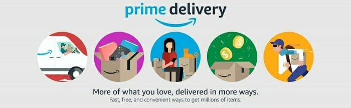 fast delivery time helps increase ecommerce conversions