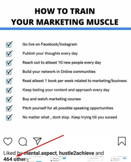 Utilize Instagram hashtag strategy to start an online business in Laos