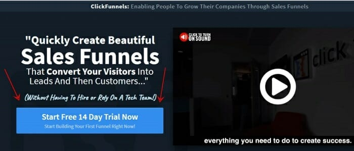 What is ClickFunnels and how to set it up for free