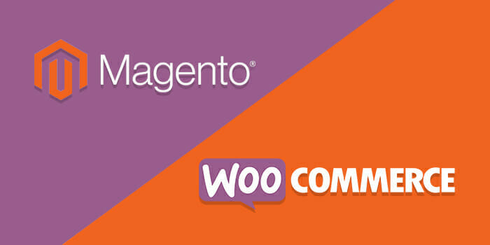wordpress and magento ecommerce