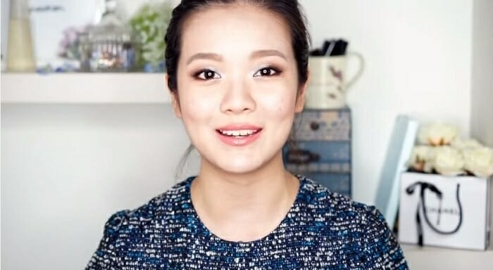 Emily Shines Among Famous Asian Makeup Bloggers in Asia