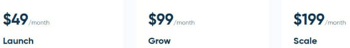 Samcart pricing which is very affordable