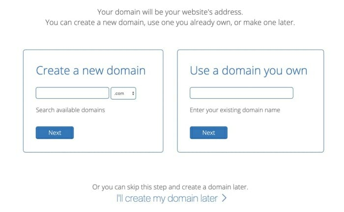 Is it possible to get a free domain without hosting on Bluehost?