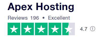 Apex Hosting Minecraft Trust Pilot Reviews
