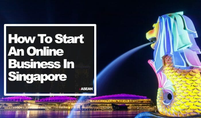 how to start an online business in singapore