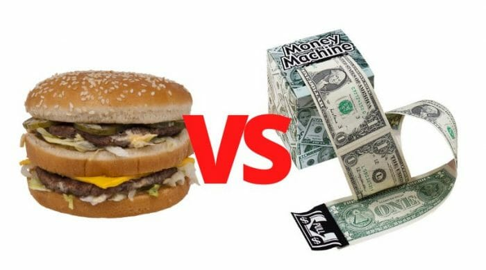 partner with anthony program vs a big mac cost